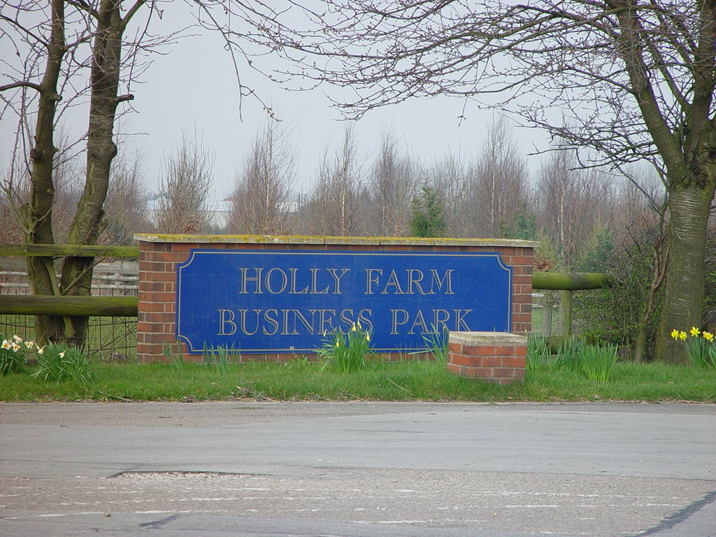 Holly Farm Business Park